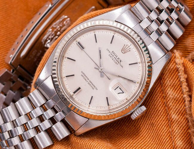 Three Pre-Owned Rolex Datejust Watches Available Right Now