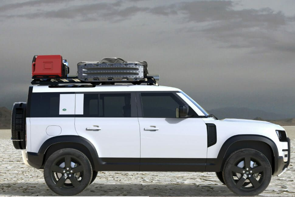 New land rover defender 2020