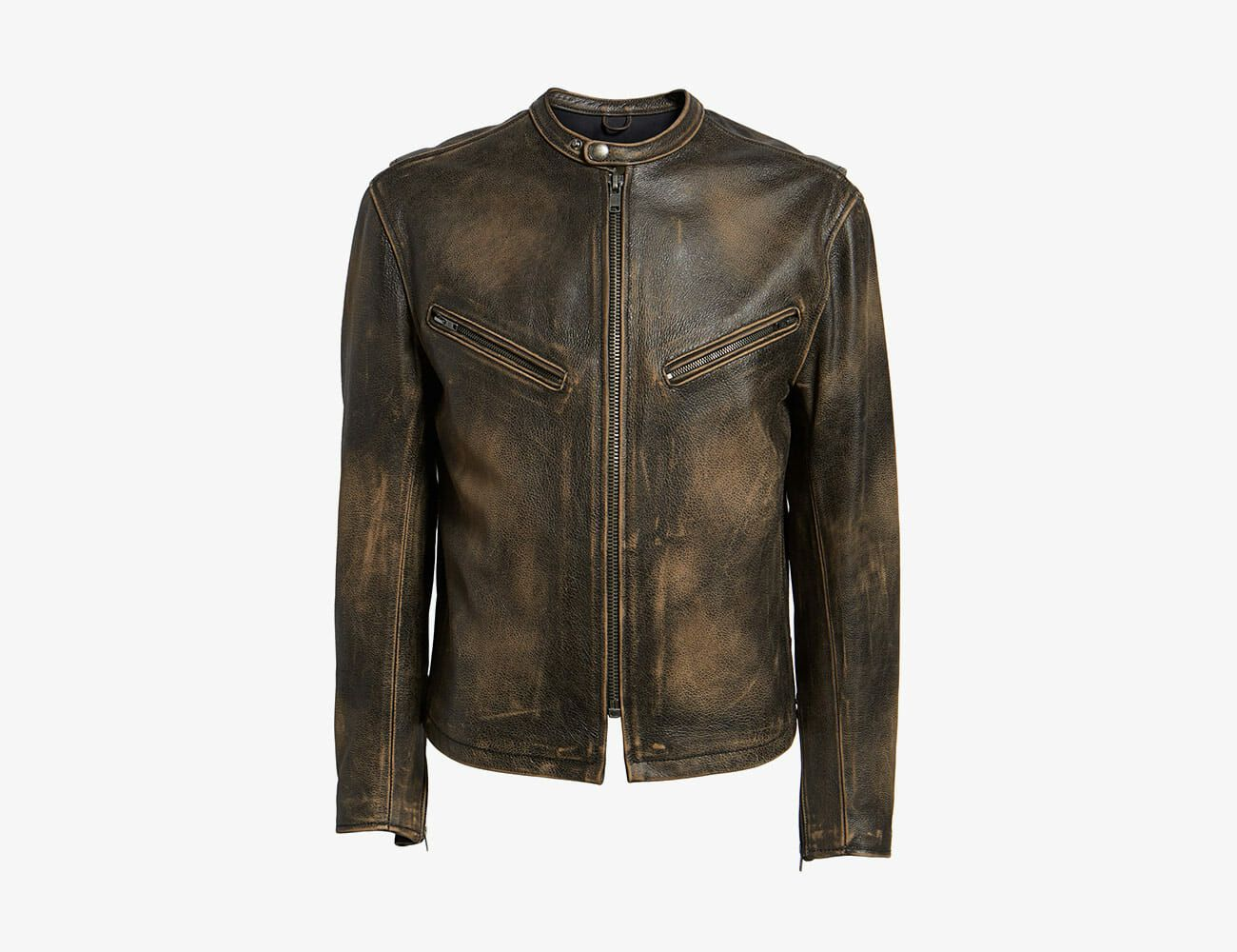 The 12 Best Leather Jackets for Men • Gear Patrol