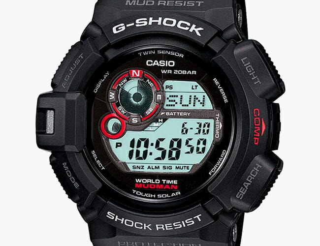 Get This Ultra Tough G-Shock Watch for 36% Off