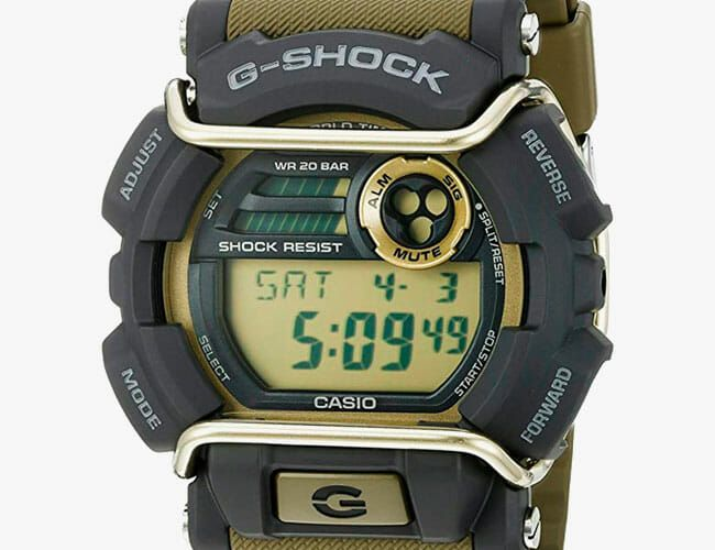 Get This Affordable, Military-Styled G-Shock for 25% Off