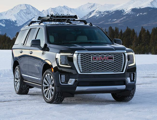 The 2021 GMC Yukon: How It's Different from the Chevy Tahoe and Suburban