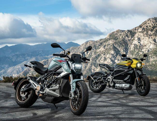 Harley-Davidson LiveWire vs Zero Motorcycles SR/F: Electric Bike Battle Royale
