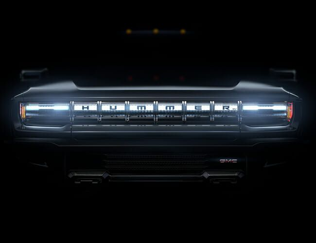 The Hummer Is Back, As a 1,000-Horsepower Electric Pickup Truck