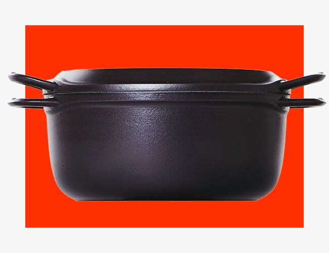 I Can't Get Enough of This Weird Cast-Iron Pot from Japan