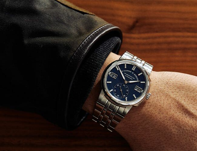 What Makes a Great Casual Watch, According to the Top German Watchmaker