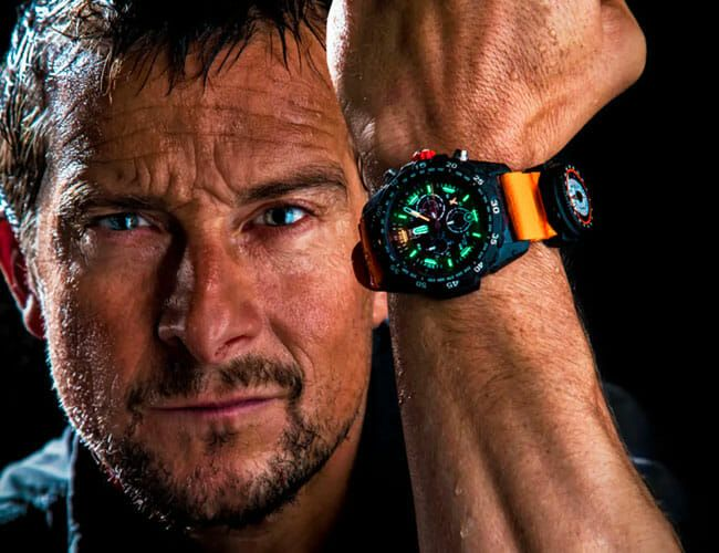 Bear Grylls Would Totally Rely on These Watches for Wilderness Survival