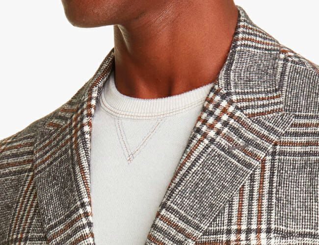 Tailored Suits, Sport Coats and Top Coats Are All 40% off Right Now