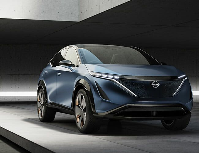Nissan's New Cheap Electric Crossover? It'll Be Fast as a Sports Car