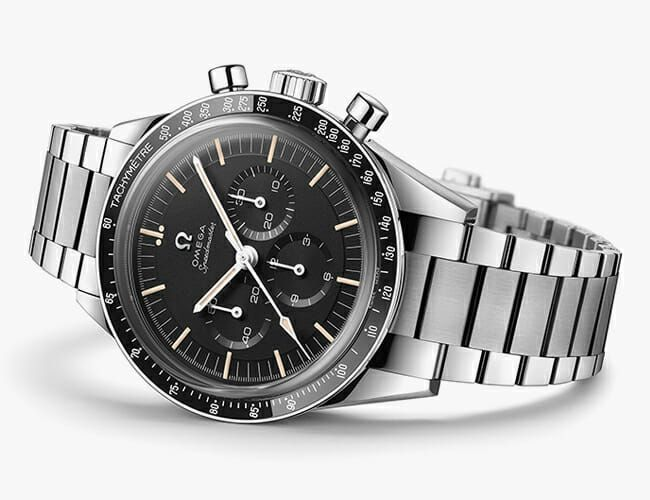This Is the Omega Speedmaster Watch the World Has Been Waiting For