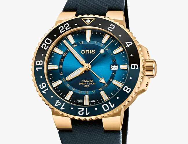 Sales of This Limited Edition GMT Watch Will Help Save Florida's Coral Reef System