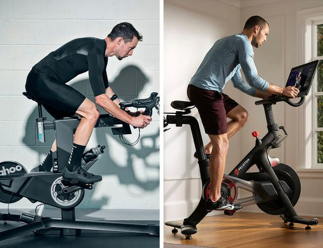 Peloton vs. Wahoo: Which Makes the Best Stationary Bike?