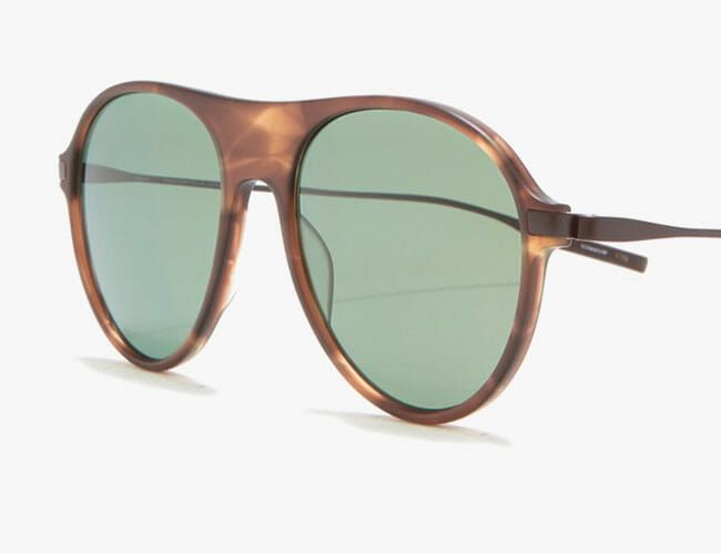 Score $490 Japanese-Made Sunglasses for Just $100 Today