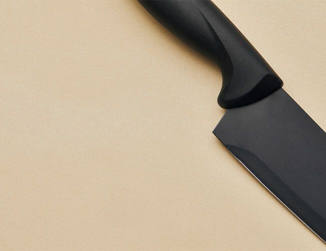 Ditch Your Wood and Plastic Cutting Boards for a Rubber One. Here's Why