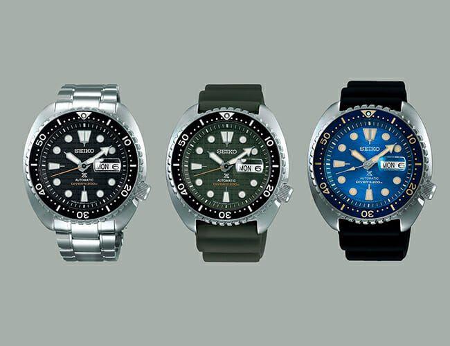 Seiko's Most Popular Dive Watch Just Got Massive Upgrades