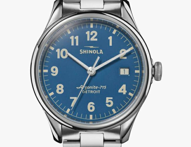 Lovers of Motown Will Want to Check Out This New Watch