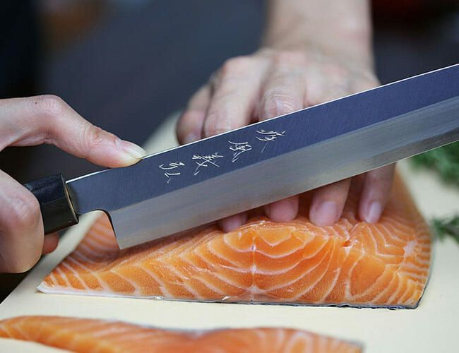 This Kitchen Knife Is a Favorite with Japanese Chefs