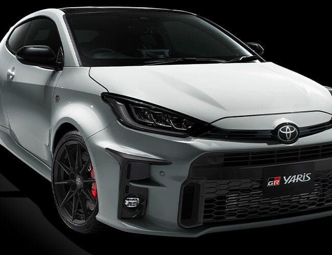 Toyota's Newest Hot Hatch Is a Tiny Ball of Awesome. Of Course, We Can't Have It