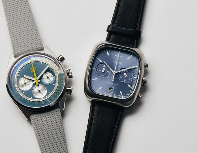 Two Affordable Chronographs for Under $400