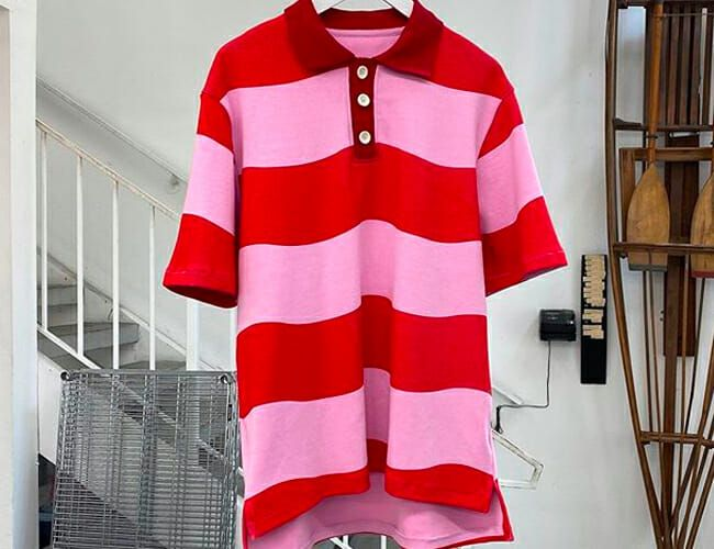 Tyler, the Creator Won His First Grammy Wearing This Custom Polo Shirt