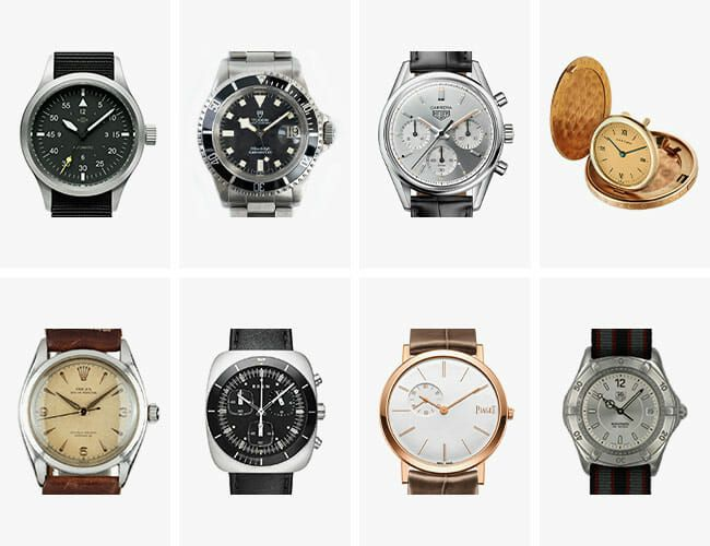 These Are the 8 Watches We're Obsessing Over in January 2020