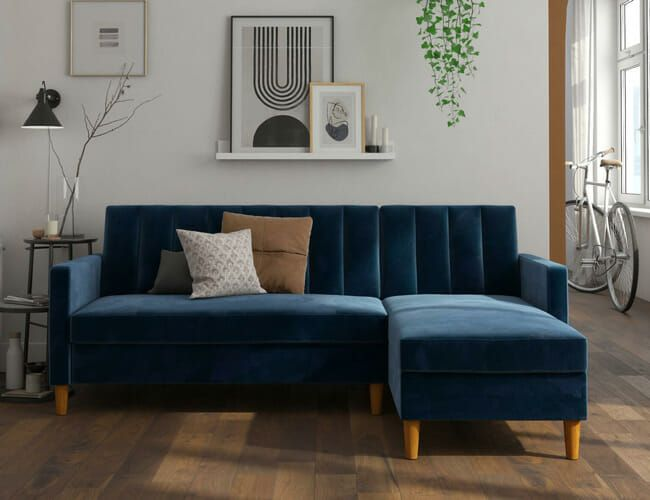 Need Ultra-Cheap Furniture That Looks Decent and Ships Quickly? This Is a Good Bet