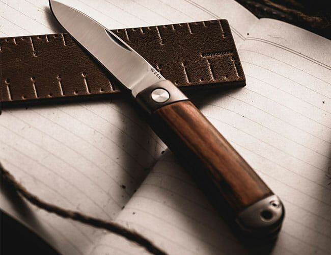 This EDC Folder Demonstrates One of 2020's Biggest Knife Trends