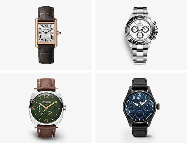 How to Pick the Right Size Watch for You