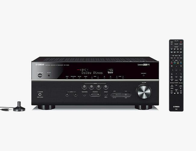 This Is the Best AV Receiver for Most People