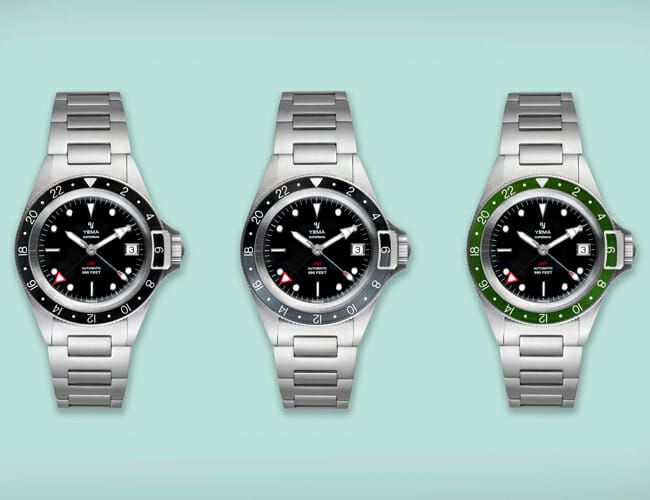 These Popular GMT Dive Watches Are Back with Fresh New Colors
