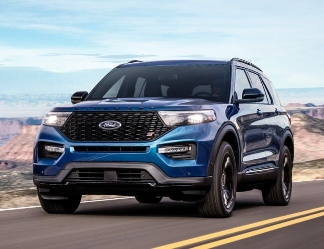 2020 Ford Explorer ST Review: A Bigger Step Forward Than It Looks