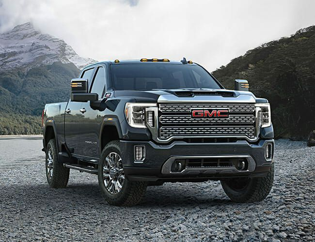 February's Best Full-Size Truck Lease Deal Is the GMC Sierra Denali, But There's a Catch