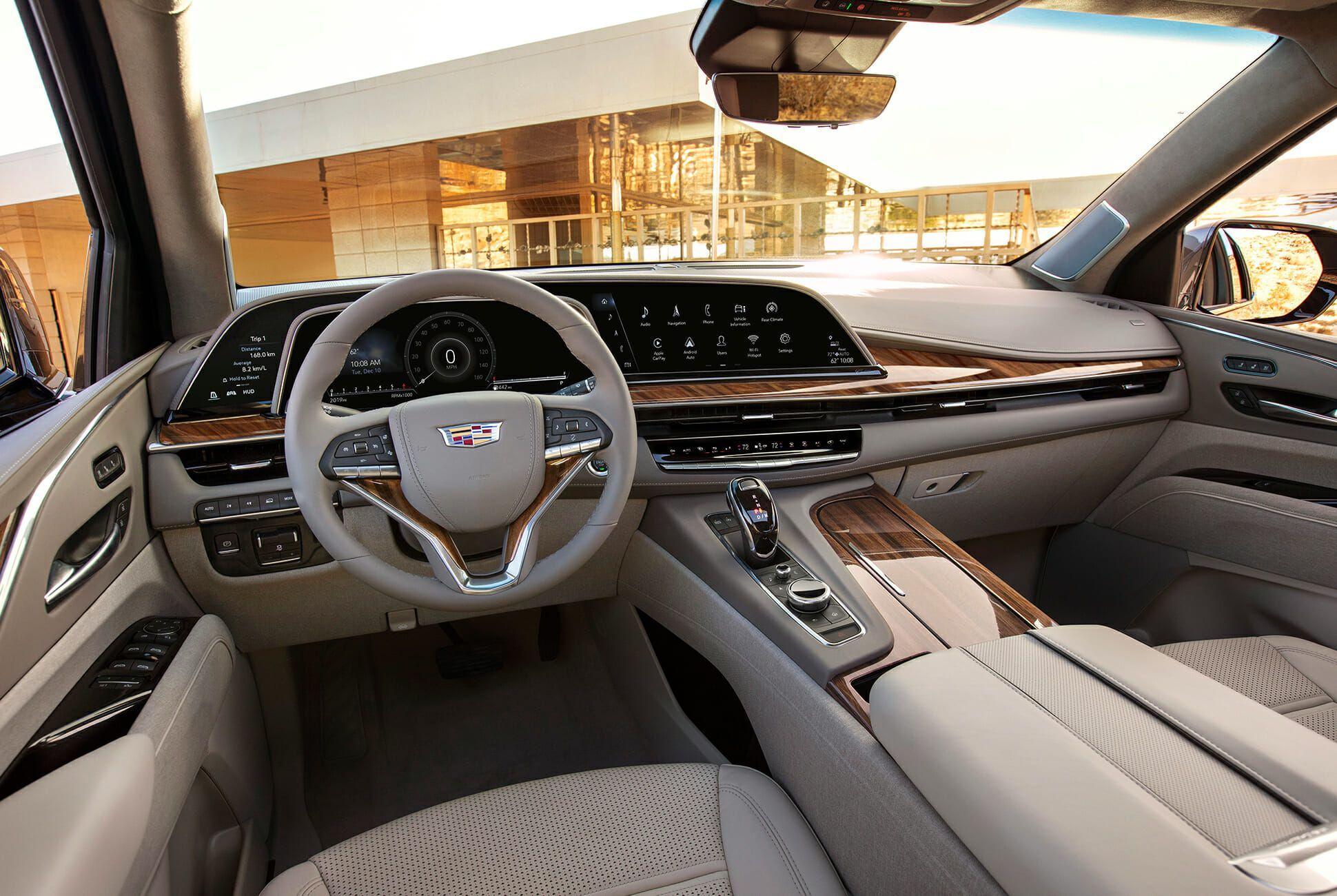 The New 2021 Cadillac Escalade Has Arrived • Gear Patrol