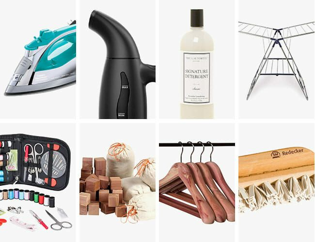 8 Garment Care Essentials Everyone Should Own