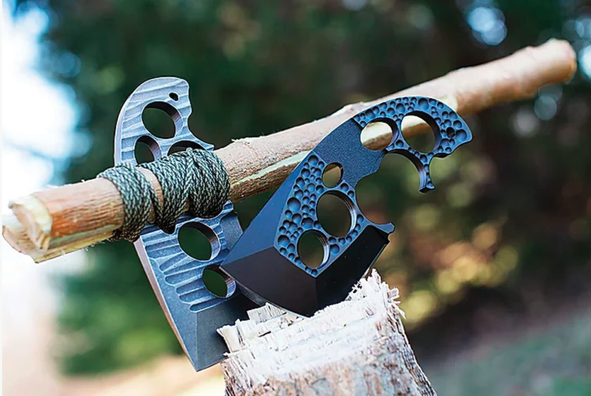 This New Survival Knife Is Weird and Awesome