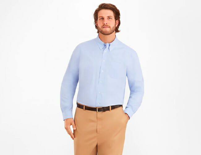 Brooks Brothers' Iconic Non-Iron Dress Shirts Are Crazy Affordable Right Now