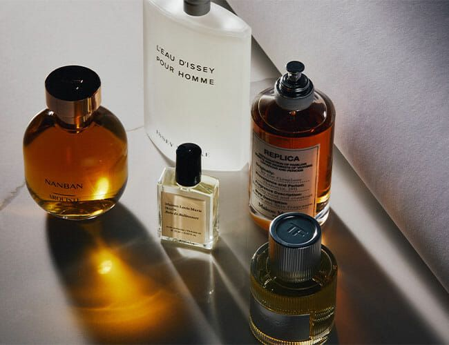 The 25 Best Fragrances for Men