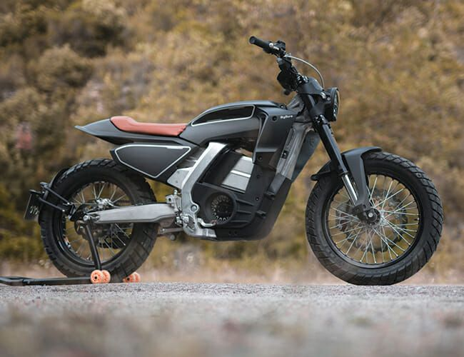 This Badass Electric Motorcycle Is Reviving an Iconic Name for the 21st Century