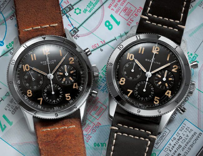 This Pilot's Chronograph Watch Is One of the Best Recent Vintage Reissues
