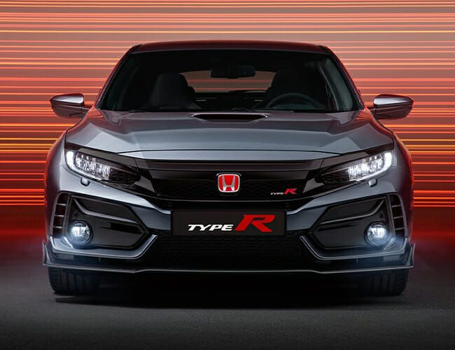 Honda Finally Made the Perfect Civic Type R, But There's a Catch