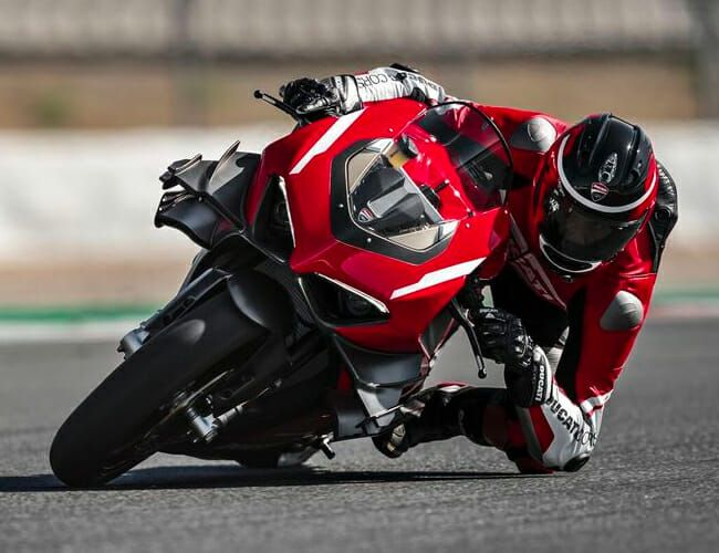 Ducati's New Race Bike Is a Street-Legal, 234-HP Carbon Fiber Missile