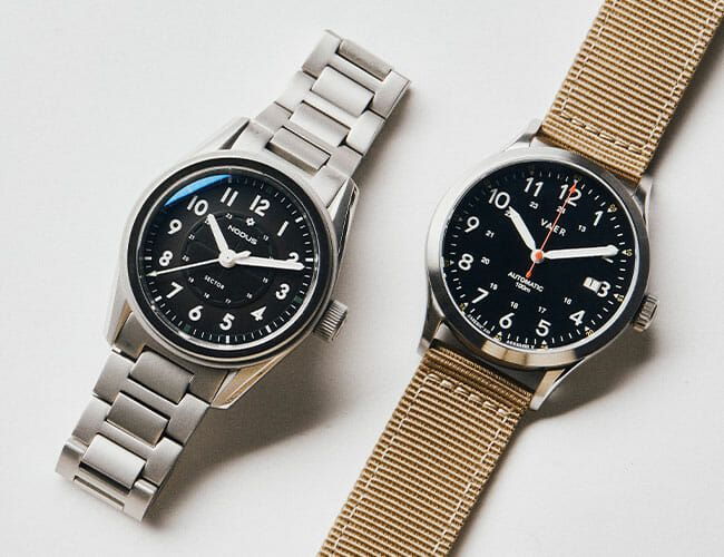 Two Affordable Field Watches for Under $450