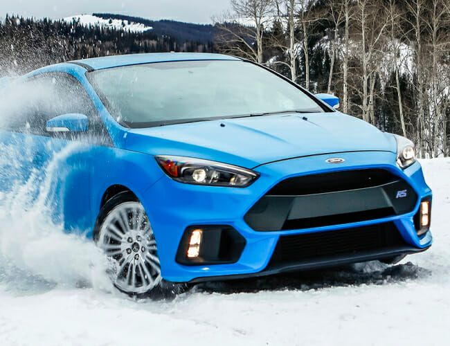 A New Focus RS Will Only Happen If Ford Can Make It Eco-Friendly