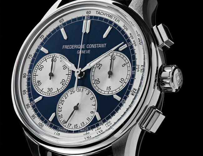 This Chronograph Watch Has a Feature Rarely Found at Its Price