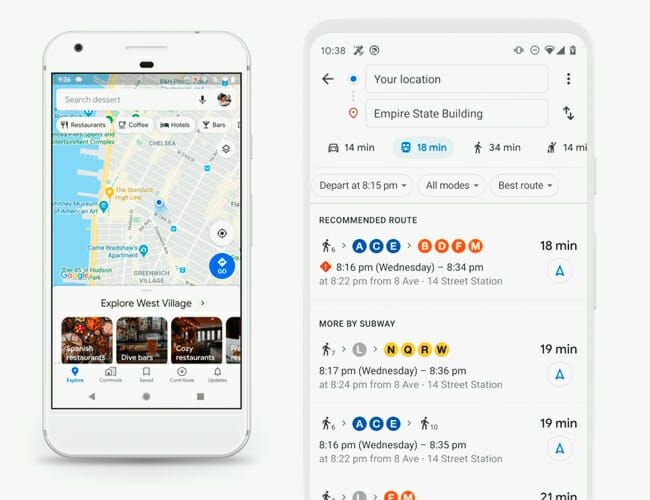 Google Maps Is Getting a New Look. Here's What You Need to Know