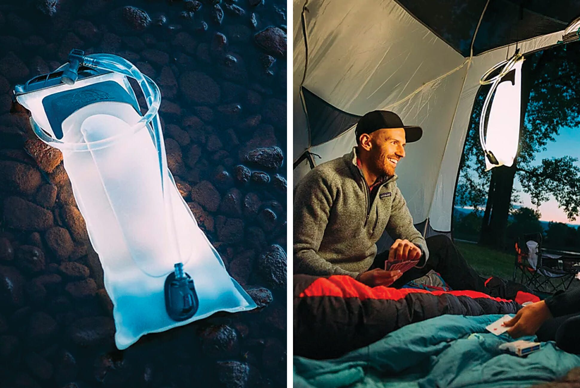 This New Hydration Reservoir Has a Surprising Second Use