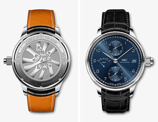 This Stunning Chronograph Watch Supports a Good Cause