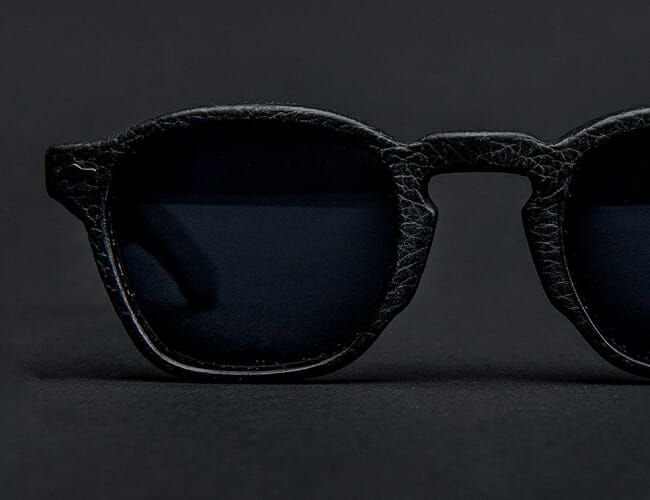 These Badass Sunglasses Cost $2,000. Here's Why