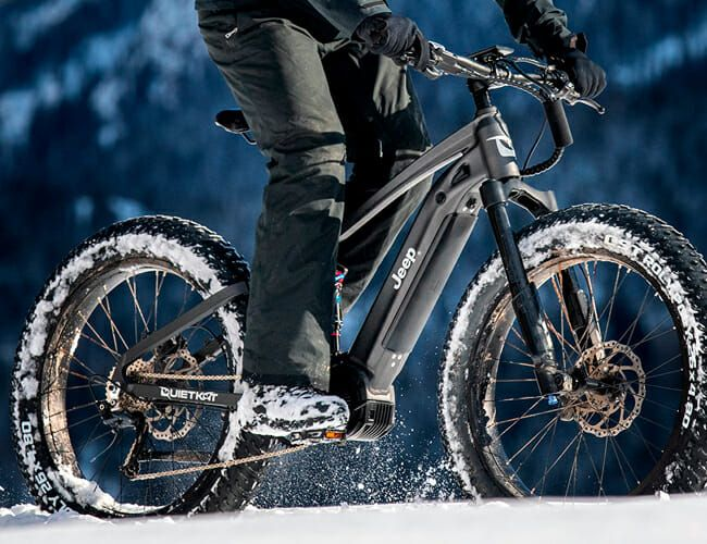 Jeep Will Sell the Badass e-Bike It Teased During its Super Bowl Ad
