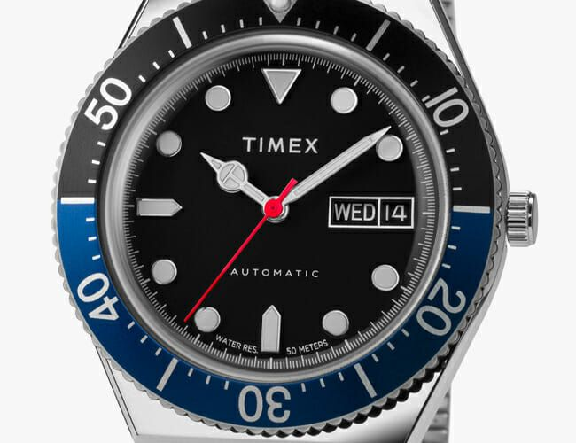 Timex's Awesome, Affordable Vintage Remake Gets an Automatic Movement